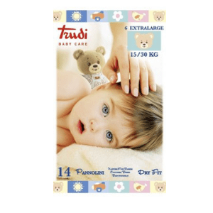 Pannolini Trudi baby Care_Dry_Fit_tg._XL