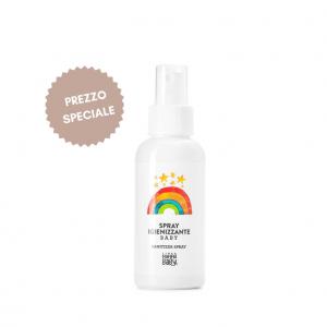 Spray Igienizzante mani -LineaMammaBaby